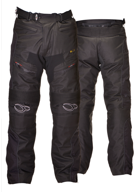 TEXTILE PANTS REMOVABLE  THERMO AND WOTERPROOF LINERS